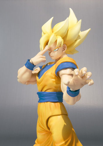 bandai tamashii nations dragon ball z super saiyan goku - HD 900×1272
