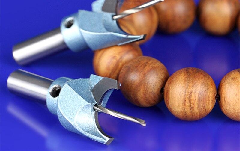 12 piezas Fresas de carburo Brocas de Buda Bolas de cuchillas Fresas - Máquinas herramientas y accesorios - foto 3
