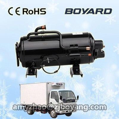 цены commercial refrigerated compressor r404a for refrigeration unit for refrigerated box truck