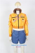 Final Fantasy XV Cindy Cosplay Costume include cap