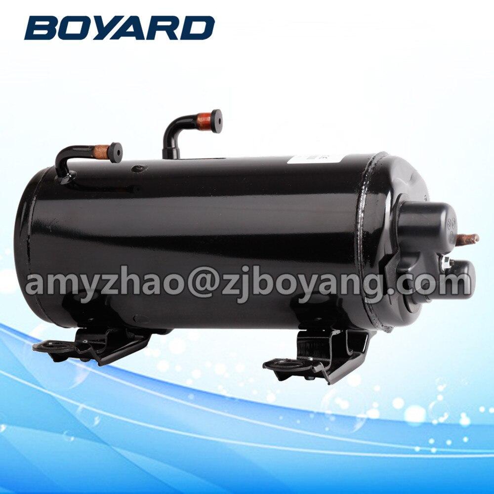 rooftop air conditioner compressors 115v 60hz r410a 9000btu horizontal compressors rv rooftop caravan air conditioner