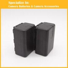 2 шт. батареи VBT190 VW-VBT190 для Panasonic HC-V720 V210 V110 V870 W850 Видеокамера Аккумулятор VBT190GK
