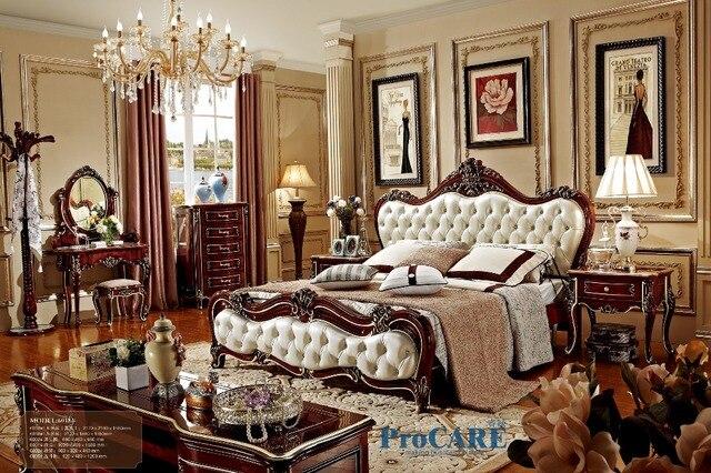 Slaapkamer Massief Hout : Populaire ontwerp australië stijl slaapkamer meubels set met wit