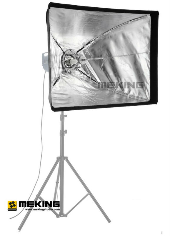 """Софтбокс Meking 60 см x 90 см/2"""" x 36"""" для фотографического освещения софтбокс K6090 с креплением Bowens Быстрая настройка"""