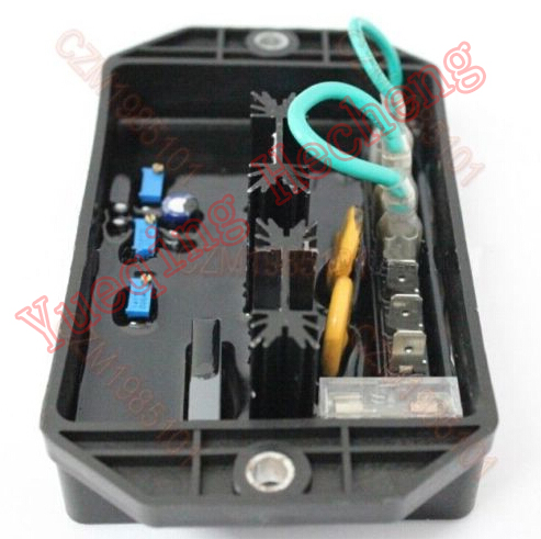 Voltage Regulator AVR KI-DAVR-250S Fits Diesel Engine KDE30SS3/KDE75SS3 купить недорого в Москве