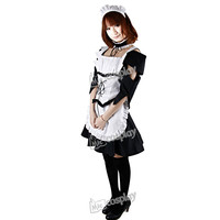 Anime Kaichou Wa Maid Sama Maid Latte Cosplay Costume Women Clothing