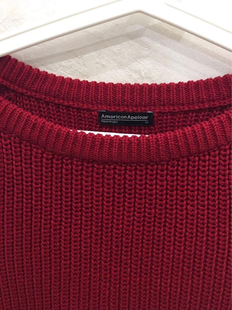 Очень популярный свитер на Али, который мне совсем не понравился