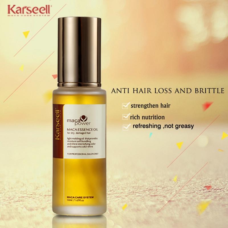 Μαρόκο Argan Oil τριχωτό για Frizzy Ξηρά - Περιποίηση και στυλ μαλλιών - Φωτογραφία 2