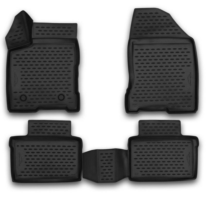 New 3D Floor mats for Lada Vesta 2015 2016 2017 Element From Russia Stock Free shiping free shipping 5 pcs lot epm7128slc84 10n epm7128slc84 plcc new in stock ic