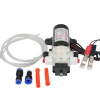 Professional Electric 12V Oil Pump Fuel Diesel Engine Oil Transfer Fuel Diesel Pump Combination Tool
