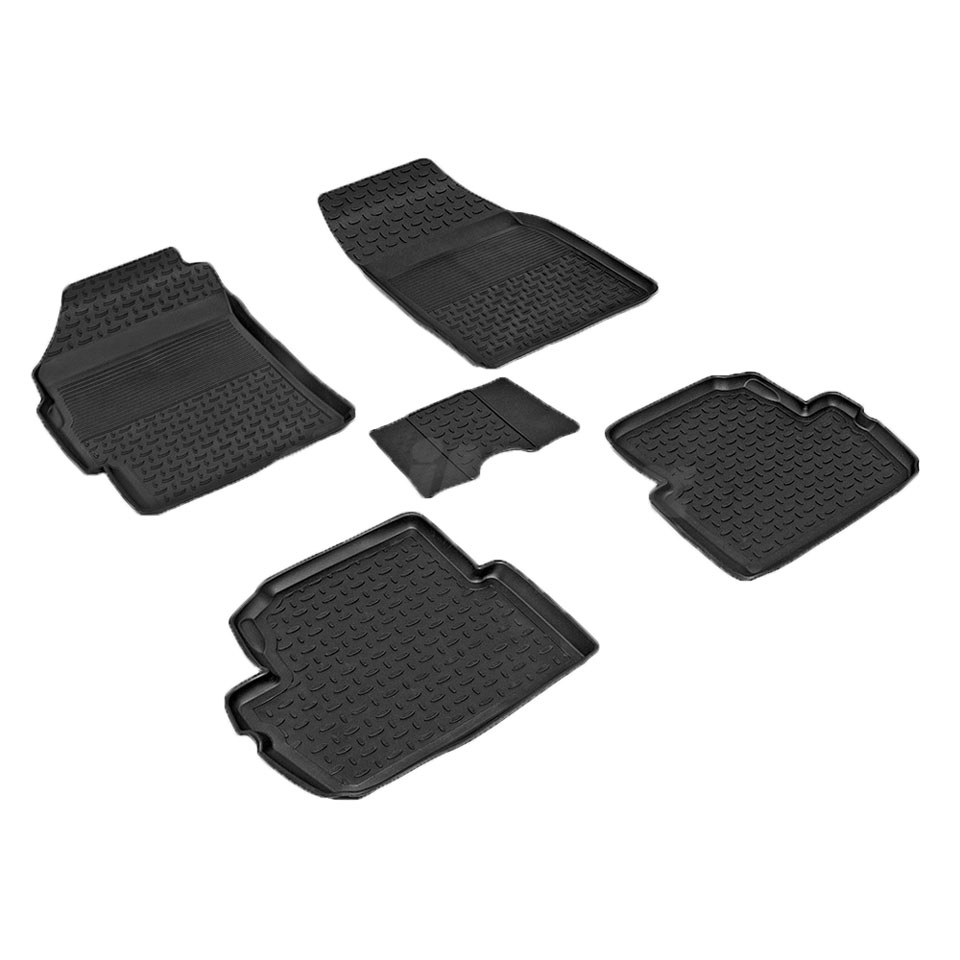 Rubber floor mats for Chevrolet Spark 2010 2011 2012 2013 2014 2015 2016 Seintex 83109 for honda cb500f cb500x cb 500f 2013 2014 2015 2016 motorcycle accessories short brake clutch levers logo cb500f