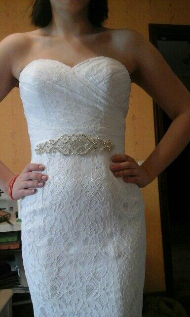 Платье просто нечто! Я в полном восторге! Размер сел идеально, качество на высшем уровне. Доставка молниеносная, заказ отправили 30.03, а 8.04 он уже был на почте! Огромное спасибо продавцу, я очень довольна