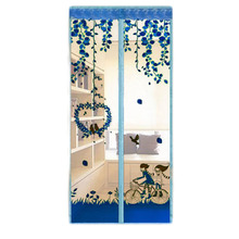 2017 New arrival  Magnet Mosquito Net Summer Anti-mosquito Mesh Curtains Soft Yarn Door  Window  Screen