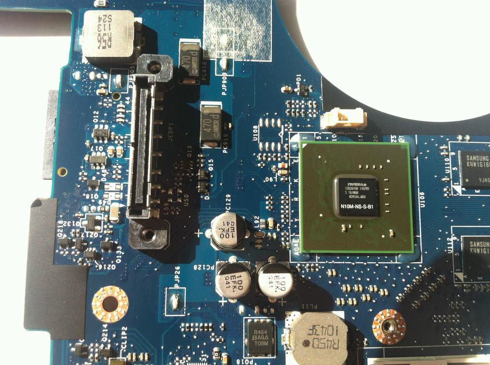 Whole Sale Non Integrated E6410 Laptop Motherboard For Dell E6410