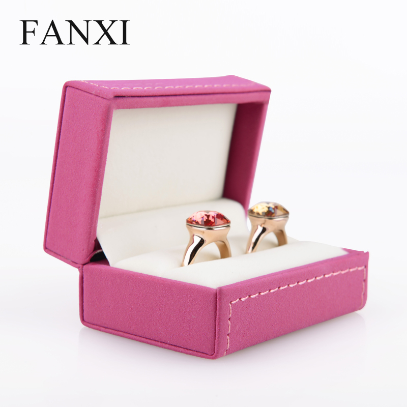 Popular Double Ring Box for Wedding CeremonyBuy Cheap Double Ring