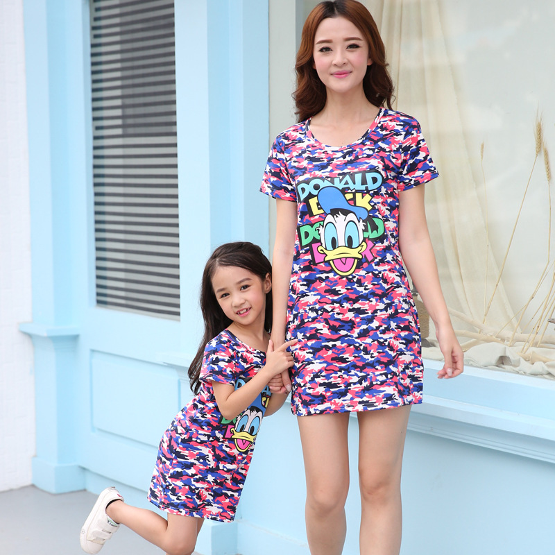 Online Get Cheap Matching Girls Dresses -Aliexpress.com | Alibaba ...