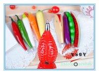 милый овощ мяч ручка / шариковой ручки / 20 шт. / лот ребенком подарок / дети день подарок