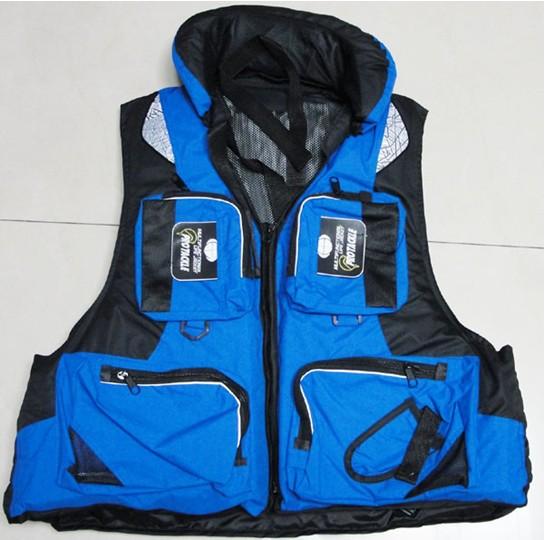 Топ quanlty одежда для рыбалки, спасательный жилет, рыболовный жилет, спасательный жилет для рыбалки с капюшоном L, XL, XXL Размер
