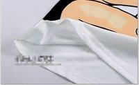 бесплатная доставка новый с коротким рукавом персонализированные и творческие майка мужчины с коротким рукавом лето тис / топ ручной футболка от S-XXXL осенняя