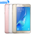 "Original Samsung Galaxy J7 J7108 (2016) Octa Core Dual SIM FDD/TDD LTE Mobile Phone 3G RAM 16G ROM  5.5"" 13.0MP NFC Cell Phones"
