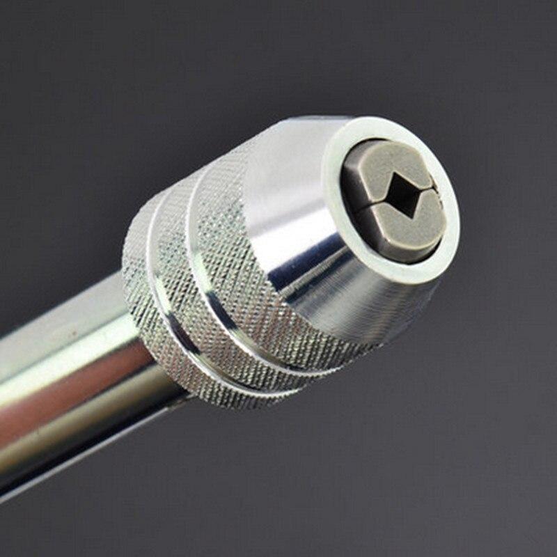 Rubinetto Per Filo di Acciaio per Cuscinetti Flauto Dritto Rubinetti Mano Screw Tap Con T-Handle Ratchet Tap Wrench ferramentas Manuais