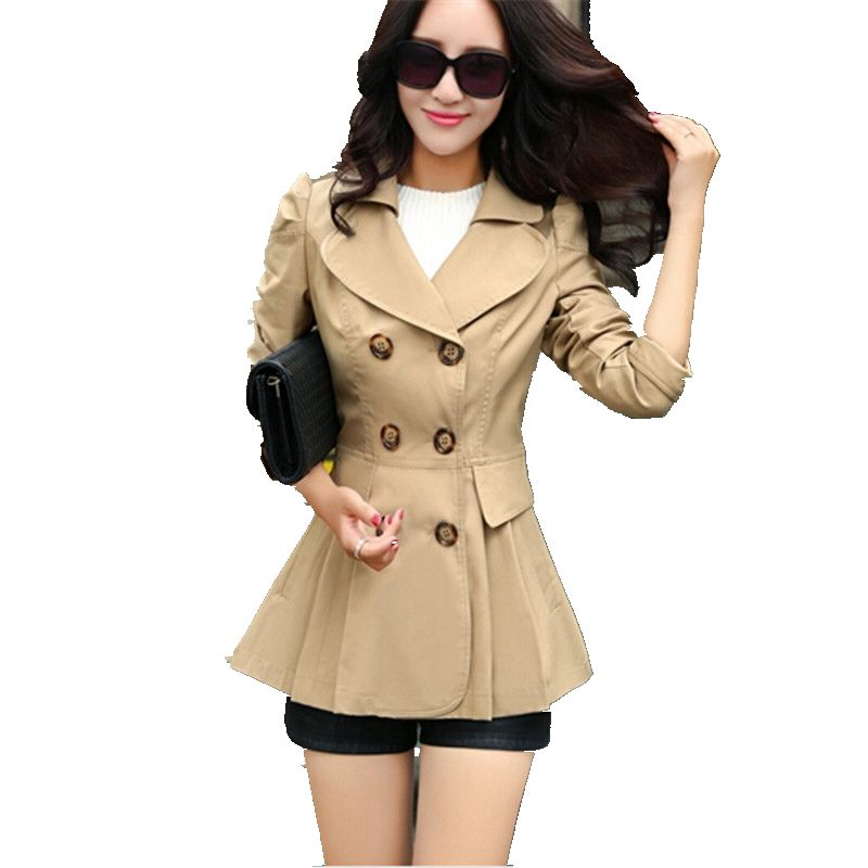 Online Get Cheap Ladies Trench Coat Sale -Aliexpress.com | Alibaba ...