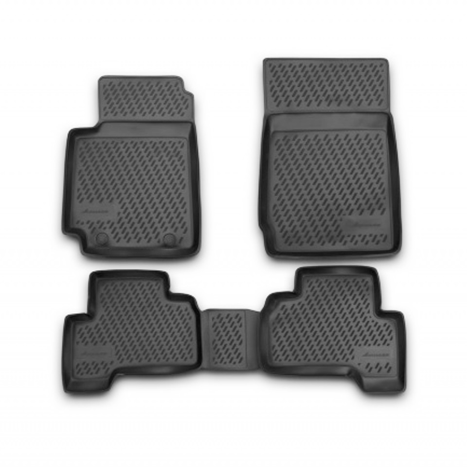 лучшая цена New Floor mats for Suzuki Grand Vitara 5-doors 2005 2008 2011 2012 2013 2015 2016 Element CARSZK00005 Russia Stock