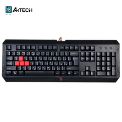 Teclado A4Tech Bloody Q100 Office eacc gaming