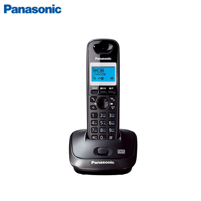 DECT Telephone Panasonic KX-TG2521 телефон dect panasonic kx tg2521