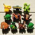 Free Shipping 10pcs/ Lot Cartoon PVC shoe decoration/shoe charms/shoe accessories  for wristbands ,Kids love them,cute cartoon