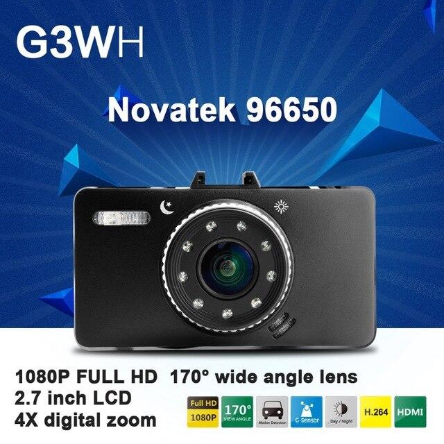 ФОТО G3WH Novatek 96650 2.7