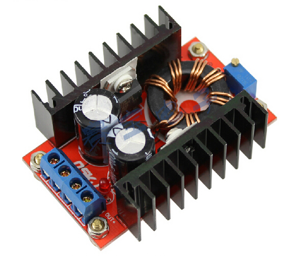 150W STEP up module Board Computer power module 12-32V turn 12-35V adjustable