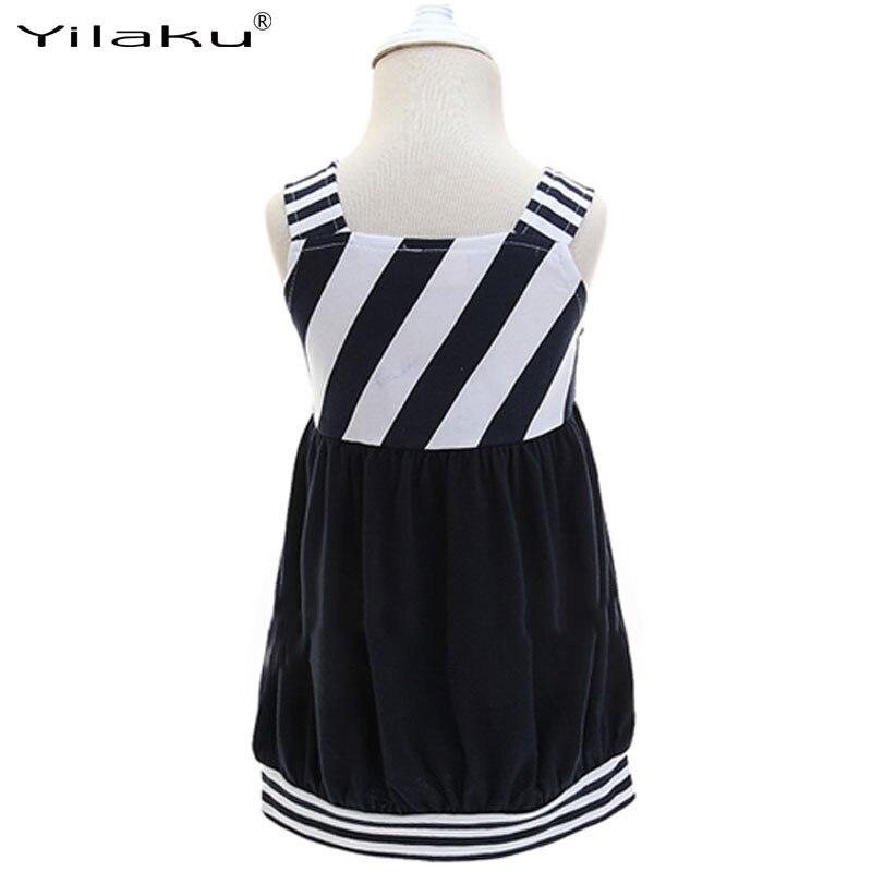 Yilaku φόρεμα κορίτσι καλοκαίρι φόρεμα - Παιδικά ενδύματα - Φωτογραφία 3