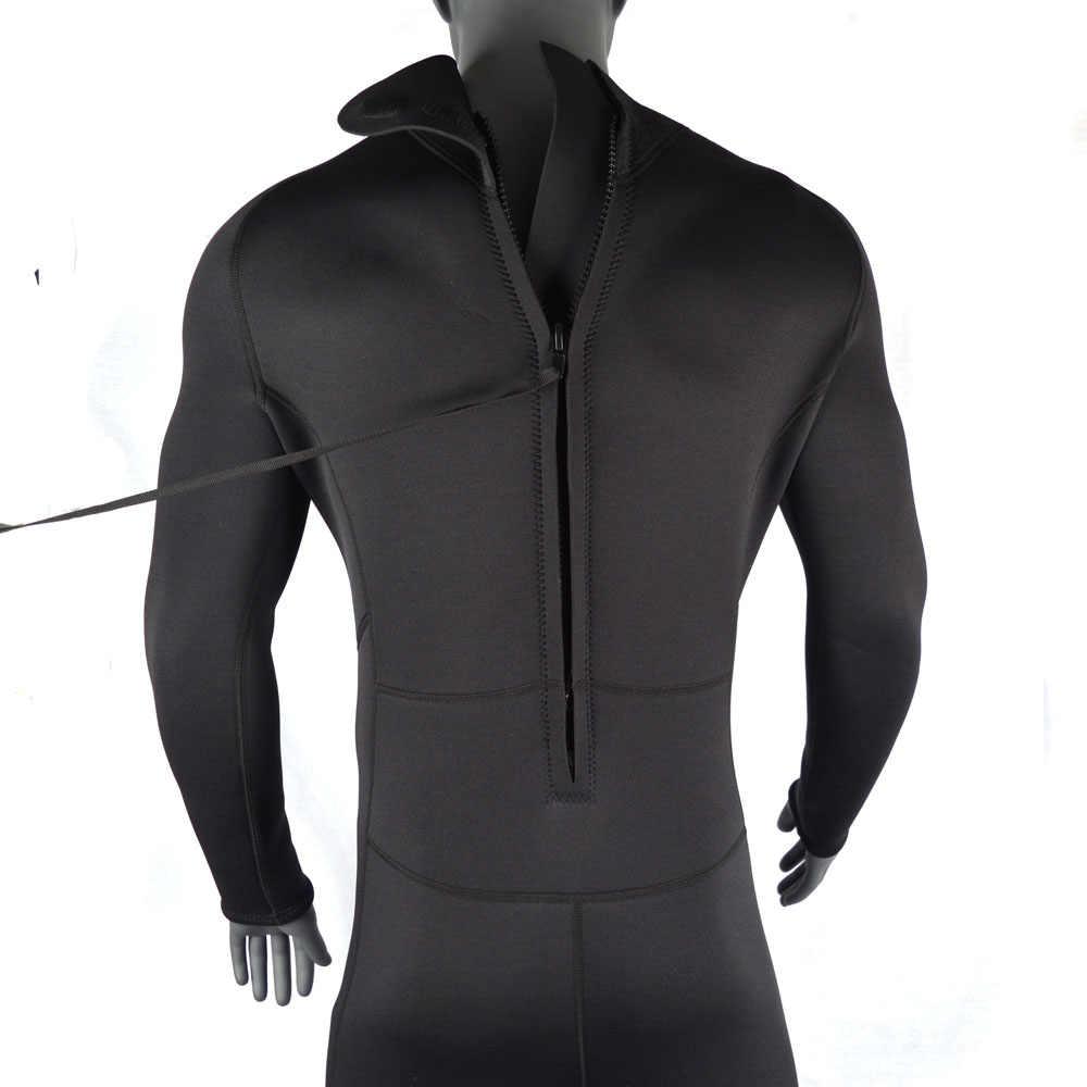 Бесплатная доставка 3 мм неопреновый гидрокостюм для ныряния с аквалангом для мужчин оборудование для серфинга для дайвинга костюмы для дайвинга подводная рыбалка полный боди