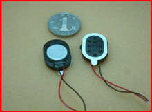 Free Shipping!!! electronic 10pcs  Tablet Speaker 8 ohm 1W / 1420 panel speaker / 14 * 20mm Navigation / GPS speaker resistor