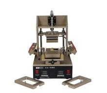 5 in 1 Multifunction Bezel Middle Frame lcd Separator Machine+ glue remover+frame laminator