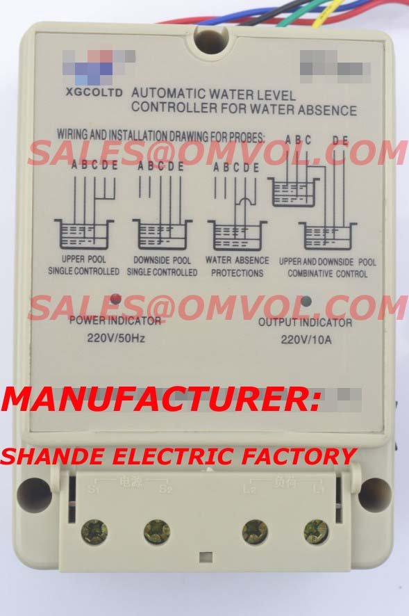 10A автоматический переключатель уровня воды концевой выключатель автоматический регулятор уровня воды