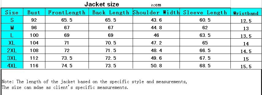 The Below Is Pants Size Chart Please See It And Choose Your