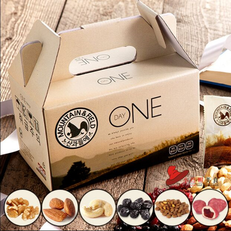 Free shipping Mixed nuts 15 into small package combination of dried fruit Dry snacks snacks от Aliexpress INT