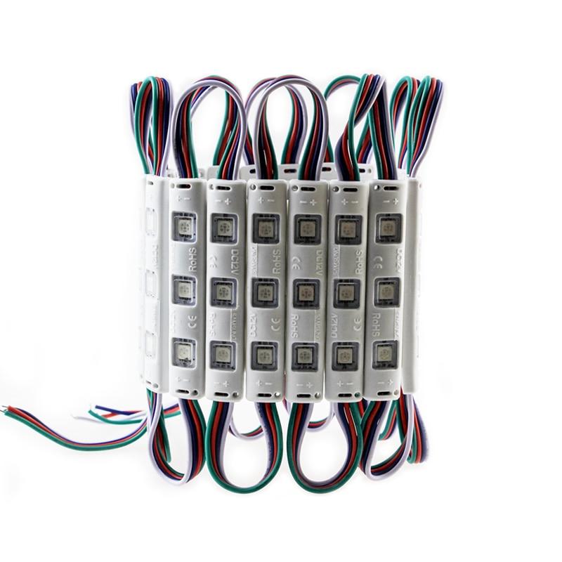 【】100 шт./лот Best цена IP65 5730 3 светодиодный модуль ...