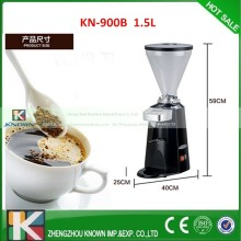 1.5L mini coffee grinder machine/coffee milling machine with color chosse