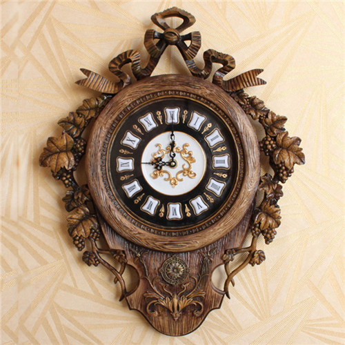 Antique Style Home Decorative Creative Wall Clock