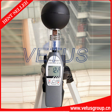 AZ8778 Digital Wet Bulb Globe Temperature Meter Temperature Heat index Meter WBG