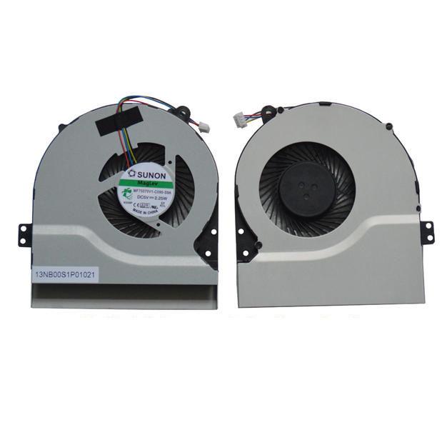 NEW For ASUS X552C X552CL X552E X552EA X552EP X552L X552LD X552M X552 cpu fan ,Free shipping laptop battery for asus x552 x552cl x552e x552ea x552ep x552l x552ld x552vl x552la 15v 2950mah 44wh li ion oem