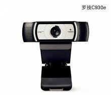100% Original Logitech C930e HD camera Logitech HD Webcam Automatic Focus Wecamera