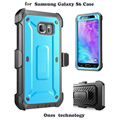 Supcase Heavy Duty Belt Clip Holster Unicorn cover s6 Beetle Full-body Rugged Hybrid case for samsung s6 edge cover fundas para