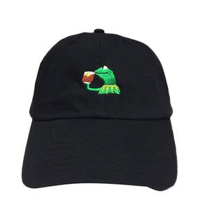 FancyQube MY DAD HAT FROG casquette west bear cap