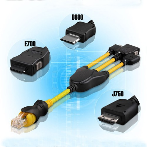 NS USAM 3 in 1 Cable shuo ming