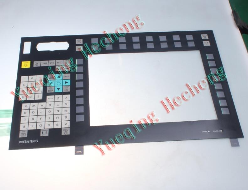 все цены на  New for SINUMERIK OP012 6FC5203-0AF02-0AA0 Membrane Keypad  онлайн
