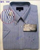 мужчины в короткий рукав рубашка чистый хлопок спиннинг хлопок черный p0l0 логотип воздушный почты